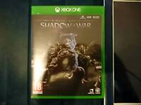 Shadow of War (xbox one)