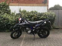Yamaha WR125X - FSH - Excellent Condition - 65 Plate - Full Arrow Exhaust