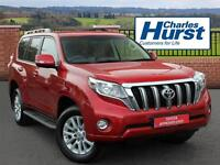 Toyota Land Cruiser D-4D ICON (red) 2015-10-26
