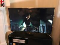 "Samsung UE55F6800 LED 3D Smart 55"" TV - As New with warranty"