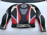 Richa Motorcycle Jacket Size 44