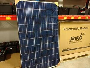 250W Solar panel, top quality, best price on the island!