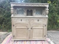 Gorgeous up cycled vintage dresser