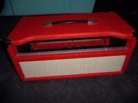 Amp cabinet for Ceriatone Overtone amp.