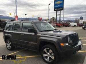 2016 Jeep Patriot High Alititude 4X4 | Heated Leather | Sunroof