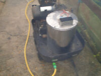 hot cold power washer