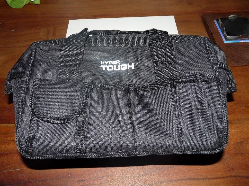 Hyper Tough Tool bag New without Tags | in Newhaven, Edinburgh | Gumtree