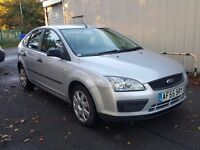 Ford Focus 1.6 // Full MOT // Just Had Lots Of Work