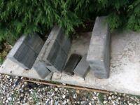 Charcoal Block Pavers
