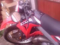 gilera 50cc rcr