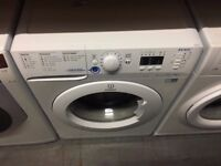 INDESIT 8KG WASHING MACHINE WHITE RECONDITIONED