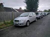 Chevrolet Aveo Low mileage new MOT