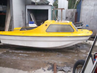 CJR 14 fastfisher great little fishing boat
