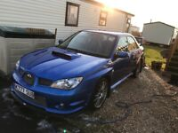 2006 wrx 280bhp+ Andy forest remap 1 years mot