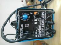 clarke mig welder with gas shielding includes welders mask purchased individually asking for 150 ono