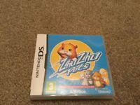ZHU ZHU/GO GO PETS NINTENDO DS GAME
