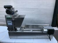 Doughnut Maker Fully Equipped Ready To Use. QUICK SELL