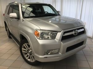 2013 Toyota 4Runner SR5: Dealer Installed Leather!