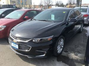 2016 Chevrolet Malibu 1LT ~ UNDER 10,000 KM!!!