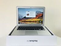 MacBook Air intel Core i7, 8GB DDR3, 256GB SSD, macOS and Win 10, 13-inch mid 2012