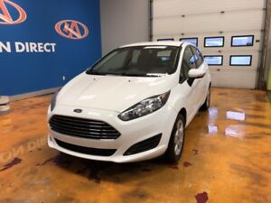 2015 Ford Fiesta SE LOW KM'S! / AIR/ POWER GROUP/ CRUISE!