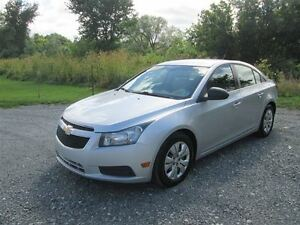 2012 Chevrolet Cruze LS..One Owner..Auto..Air..Great Fuel Econom