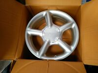 "Set of Ford Escort Cosworth / Mondeo 16"" Alloys"