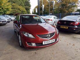 Mazda6 2.2 TD TS2 5dr 2009 DIESEL,WARRANTY, FINANCE AVAILABLE !!!!!!