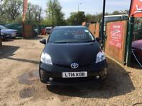 2014- TOYOTA PRIUS -UK MODEL WITH 1 YEAR PCO VALID TILL 2/3/19
