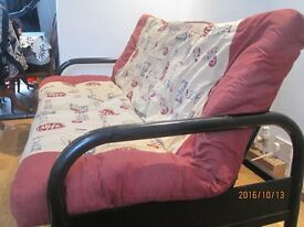 divan sofa bed Single Pull Out Trundle