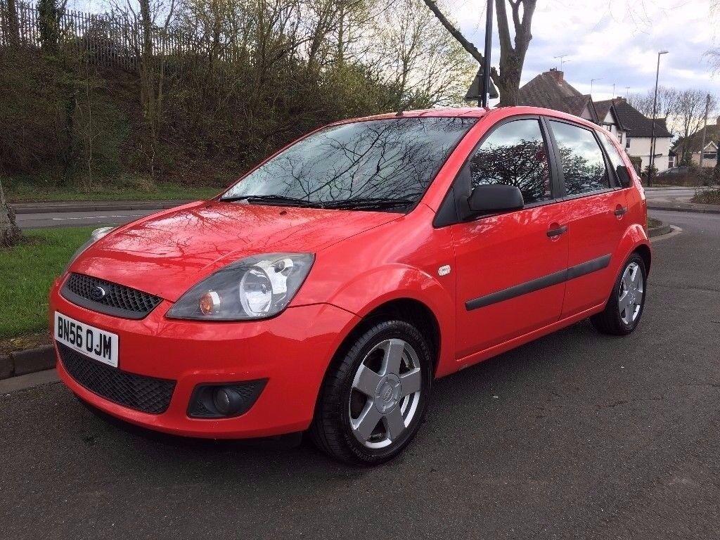 Ford Fiesta Zetec Climate 1.4 TDCi - 12 Months MOT - 1 Owner - £30 Road Tax