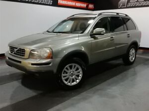 2008 Volvo XC90 3.2 AWD CUIR-7 PASSAGERS