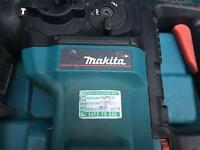 Makita hammer drill 110V