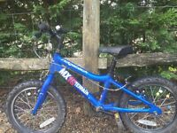 Boys bike - Ridgeback MX16 Terrain