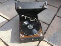 Early 20th century Columbia Gramaphone