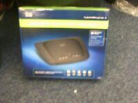Linksy s wireless modem