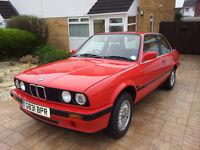 BMW E30 316 AUTO COUPE