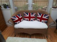 2 conservatory sofas for sale