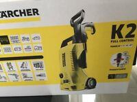 Unboxed brand new Karcher pressure washer K2 for sale