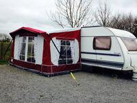 4/6 Berth Cristall Samoa Caravan For Sale