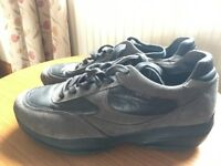 GEOX Trainers NEW - Men's - Size 42 - Leather & suede