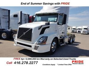 2013 Volvo DAY CAB  GRAB ME TODAY !