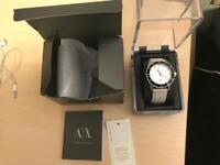 Armani exchange watch 100% legit