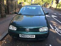 VW 1.4 Golf Match MK4 2003 - Engine Needs Repair - £250 O.N.O.