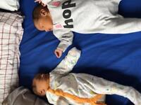 Lookin for a nanny to take care of our twin babies in West London