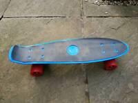 Penny board style