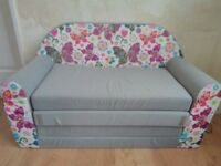 Child's sofa bed x2