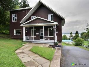 89 500$ - Maison à un étage et demi à vendre à Leclercville