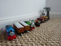 Thomas and Friends Ultimate Road and Rail Set by Tomy