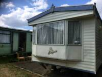 Two bedroom caravan available for long term let brackley